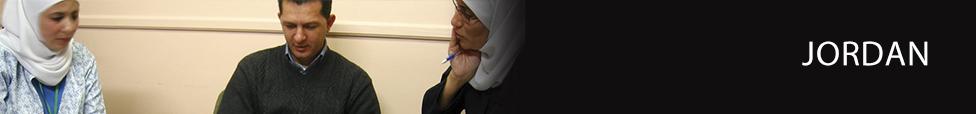 Jordan - Where We Work - International Health