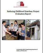 View details: Reducing Childhood Diarrhea in Laos - Evaluation Report.