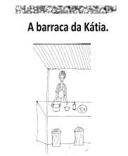 View details: USAID | Aprender a Ler Decodable Books: A barraca da Kátia. (Portuguese)