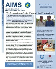 View details: Accessing Information about Migration and Safety (AIMS) Project Success Story - Meng