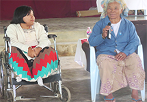 View details: Victim Assistance and Disability Program in Kayah State