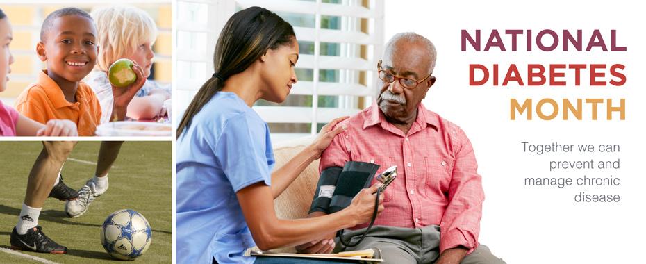 Diabetes Awareness Month 2015 READ MORE»
