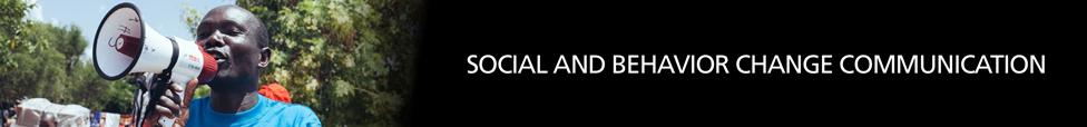 Social and Behavior Change - Technical Expertise - International Health