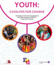 View details: Youth: Catalysts for Change - Promoting Youth Civic Engagement and Empowerment under the ConnectEd Program