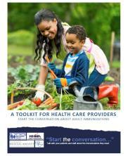 View details: A Toolkit for Health Care Providers - Start the Conversation about Adult Immunizations