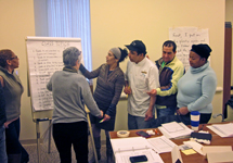 View details: Seaport Hotel and World Trade Center Workplace Education Program