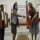 U.S. Ambassador Karen Stanton and Timor-Leste's Vice Minister of Health Dr. Ana Isabel Soares
