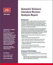 an analysis of violence in schools
