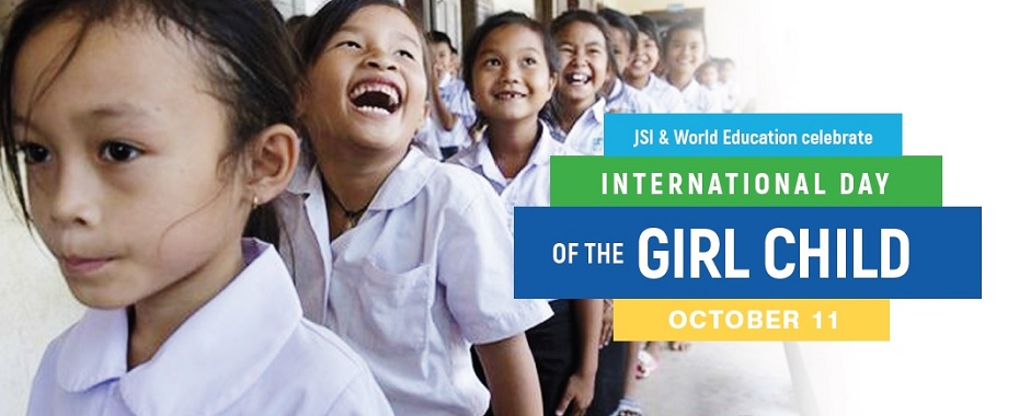 World Education commemorates the International Day of the Girl ChildREAD MORE»