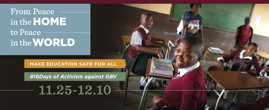 World Education joins the 16 Days of Activism against GBV campaign READ MORE »