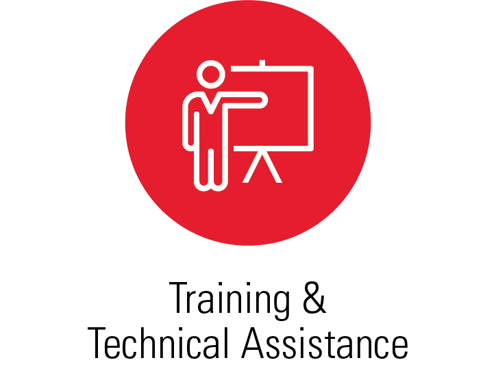 Services - Training & Technical Assistance