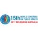 15th World Congress on Public Health