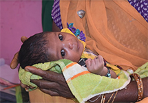 View details: Alive & Thrive - Maternal Nutrition and Infant and Young Child Nutrition (MIYCN)