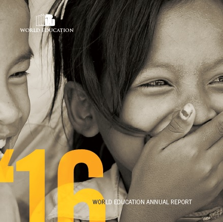 Thumbnail of Annual Report cover page