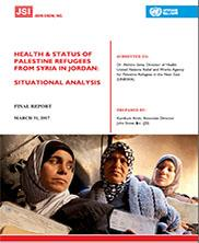 View details: Health & Status of Palestine Refugees from Syria in Jordan: Situational Analysis