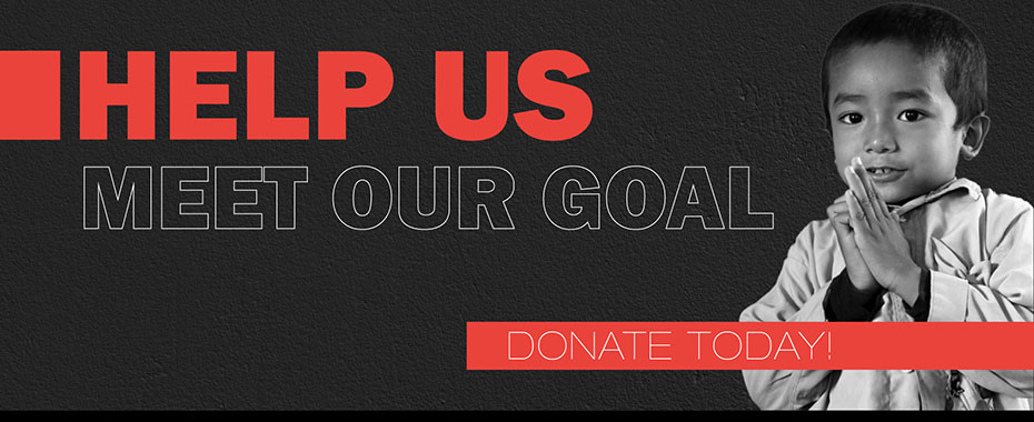 Help us reach our end-of-year goal - every dollar matched! READ MORE »