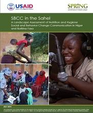 View details: SBCC in the Sahel: A Landscape Assessment of Nutrition and Hygiene Social and Behavior Change Communication in Niger and Burkina Faso