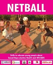 View details: Netball - Drills to educate young people about Sexual Reproductive Health and HIV/AIDS