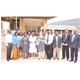 USAID Leadership Visits Strengthening the Care Continuum Project