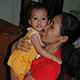 Laos mother and child thumbnail