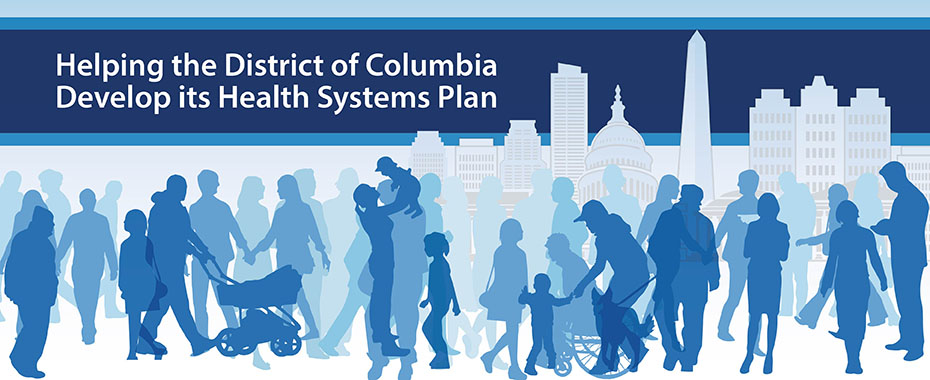 District of Columbia Health Systems Report launched READ MORE »
