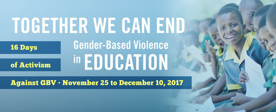 Join us as we take part in this important campaign to end gender-based violence READ MORE »