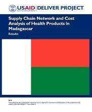 View details: Supply Chain Network and Cost Analysis of Health Products in Madagascar: Results