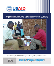 Uganda HIV/AIDS Services Project (UHSP) Final Report