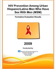 Latino MSM Needs Assessment