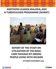View details: NUMAT: Report of the Study on Utilization of the Basic Care Package Kit Among People Living with HIV/AIDS