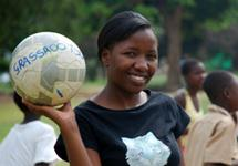 View details: Using Soccer to Fight HIV